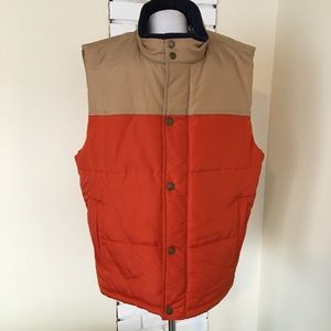 Brooks Brothers 346 Insulated Vest Two-tone XL